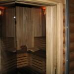 """""""Шале Десна"""".Руссская баня на дровах. Парная"""