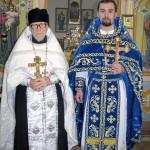 Отец Георгий и отец Виталий