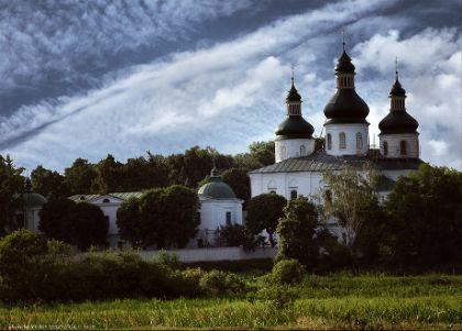 Даневка. Свято-Георгиевский женский монастырь.