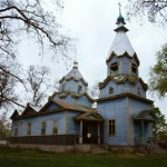 с.Карасиновка. Церковь Рождества Богородицы