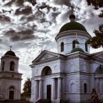 с.Петровское. Михайловская церковь