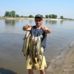 рыбалка на десне